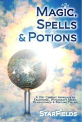 Book on real magic: Energy magic spells and potions by StarFields